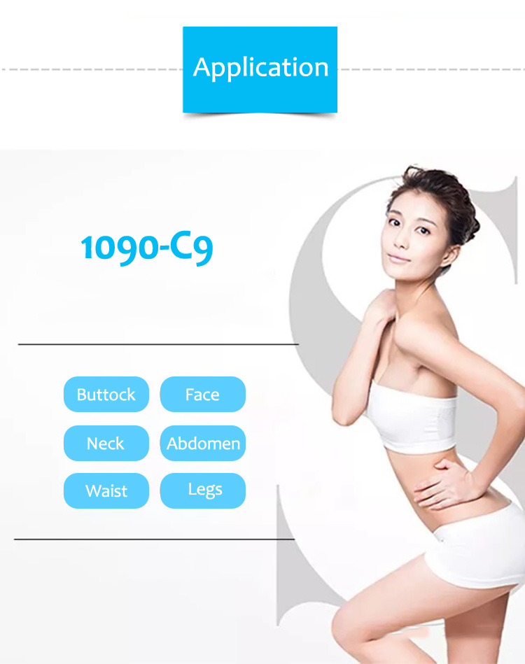 1060 C9 Slimming Weight Loss Body Sculpting Fat Reduction Skin Tightening Machine