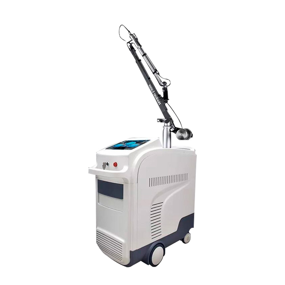 1064PQE+ 1064nm & 532nm 500PS Picosecond Pigment Removal Laser Tattoo Removal Machine
