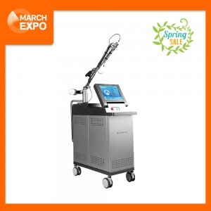1064QGH01 High Quality Q-Switched Nd:YAG Laser Pigment Lesions & Tattoo Removal Equipment