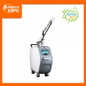 1064QPH03 Plus Picolaser Picosecond Laser Tattoo Removal Pigmentation Removal Machine
