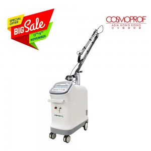 1064QVYL Q-Switched Nd:YAG Laser Pigment Lesions & Tattoo Removal Medical Equipment