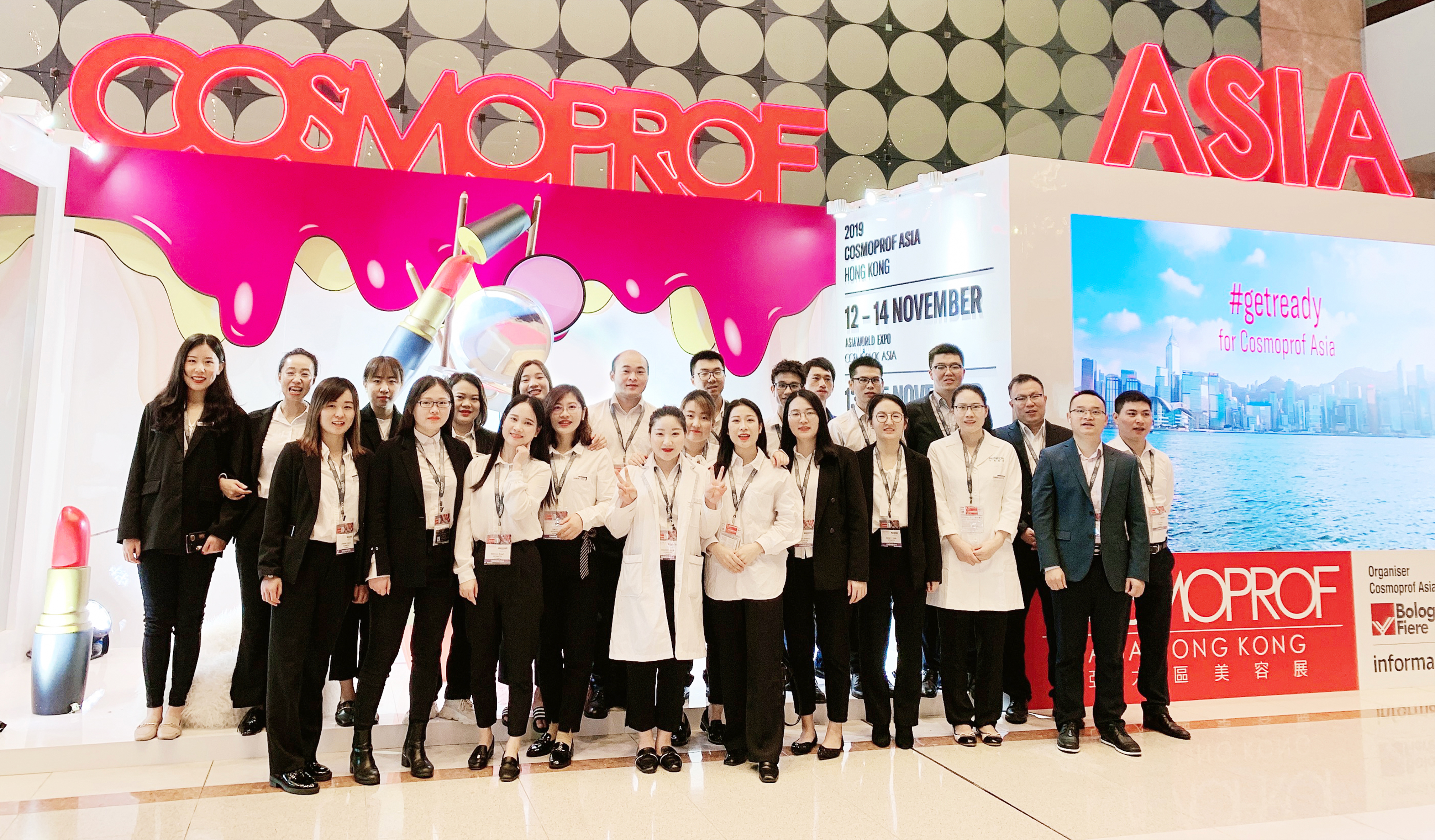 COSMOPROF Asia Concluded Successfully
