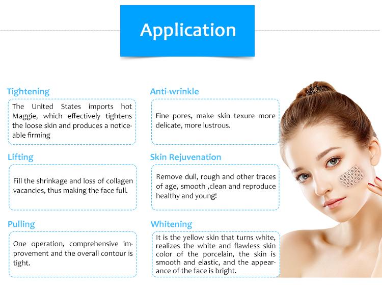 Thermagic New Anti-aging & Skin Tightening Beauty Salon Machine