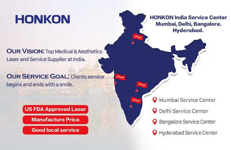HONKON India Service Center