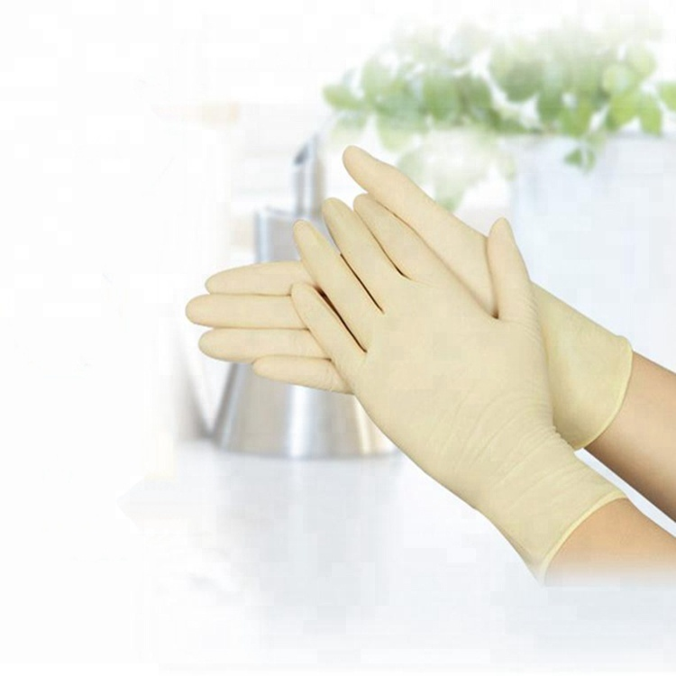 Disposable latex Sterile Surgical Gloves