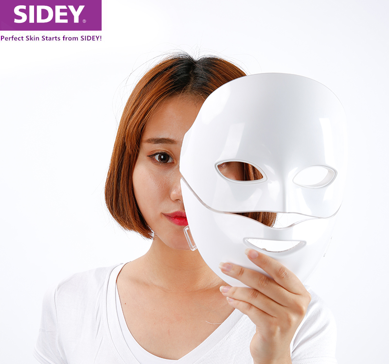 ML04 PDT Photon Skin Rejuvenation & Wrinkle Removal LED Face Mask