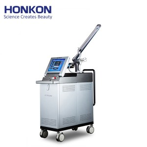 SM10600ZHa 60W 10600nm CO2 Fractional laser stretch mark/scar removal & skin regeneration with Coherent laser generator & Korea arm RF tube