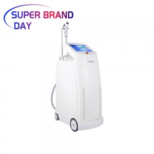 808CL-01 808nm Diode Laser Permanent Hair Removal Machine