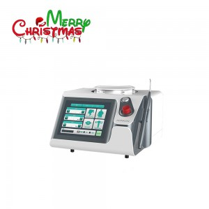 980KL 980nm Diode Laser Vascular Removal Machine and Spider Vein Treatment Machine