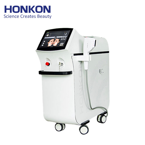 HIFU-KK Vertical HIFU Face Lift Skin Tightening Wrinkle Removal Beauty Salon Equipment