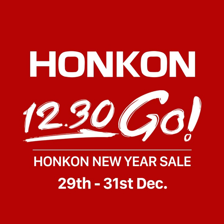HONKON NEW YEAR SALE