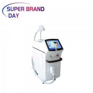 Supreme ICE-KK Diode Laser Hair Removal Machine