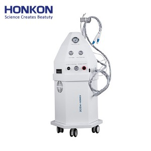 M206 Facial Cleaning Acne Removal Water Oxygen Jet Peel Machine