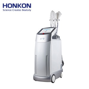 S7C IPL/OPT/SHR Permanent Hair Removal Skin Rejuvenation Pigmentation & Vascular Lesion Machine