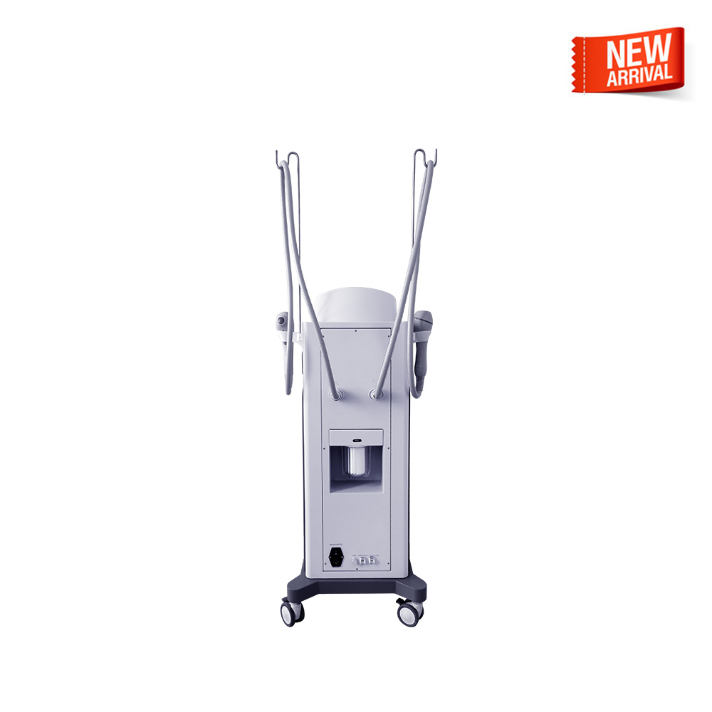SRS-1 13.56Mhz Epidermal Cooling Monopolar RF Thermal Healthy Series Beauty Machine