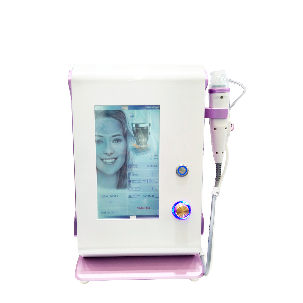 WZ02 Portable Micro Needle Face Lift Wrinkle Removal Machine