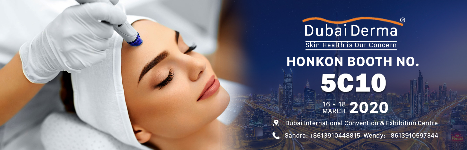The 20th edition of Dubai World Dermatology and Laser Conference & Exhibition