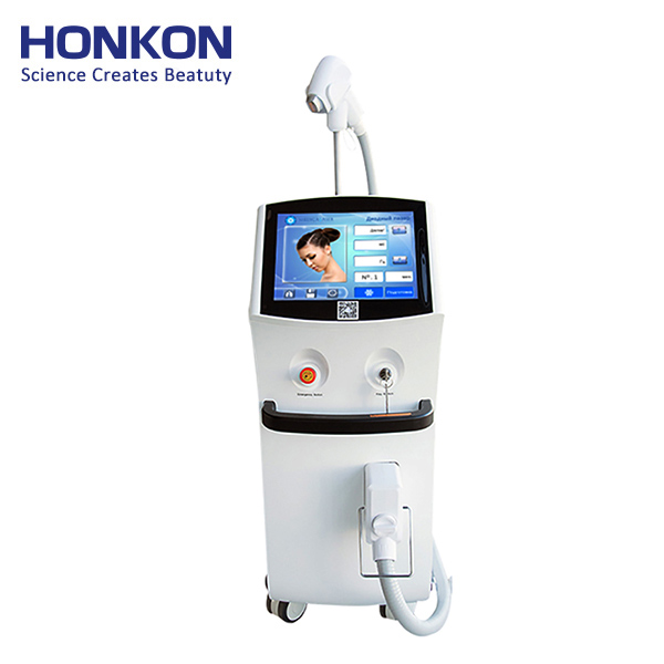 Supreme ICE-KK 755nm 808nm 1064nm Diode Laser Hair Removal Machine