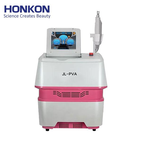JL-PVA 1064nm & 532nm Handheld Picolaser/Picosecond Laser Pigment Lesions Tattoo Removal Machine