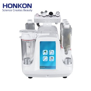 M521plus Facial Hydra Water Dermabrasion Micro Bubbles Machine for Deep Cleaning and Skin Rejuvenation