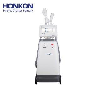 M90e IPl/E-Light Hair Removal Skin Rejuvenation Bipolar Rf Skin Tightening And Lifting Machine