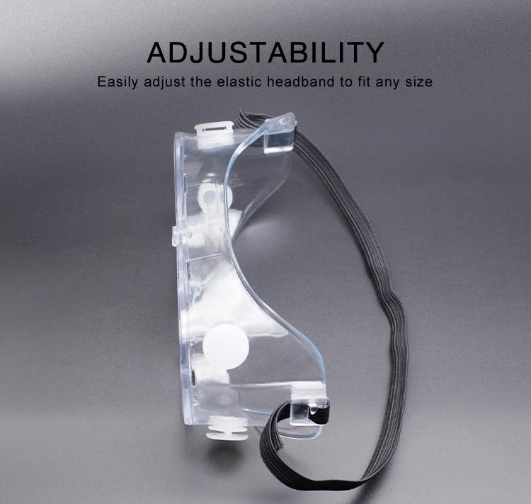 Protective Eyewear Anti Fog Protection Safety Glasses R101-1