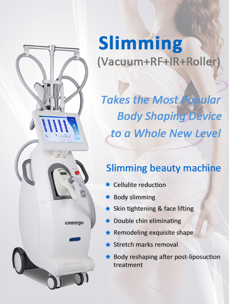 Weight Loss Body Slimming & Shaping Fat Reduction Skin Tightening Machine