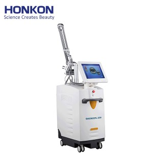 SM10600AL-30a Cost-effective 10600nm CO2 fractional laser skin resurfacing &stretch marks removal medical machine