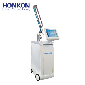 SM10600CHb Vaginal Tightening 10600nm CO2 Fractional Laser Skin Regeneration Stretch Mark/Scar Removal Machine