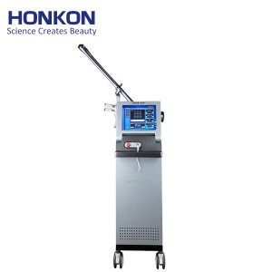 SM10600ZHb 60W 10600nm CO2 Fractional laser vaginal tightening & skin resurfacing with Coherent laser generator & Korea arm RF tube