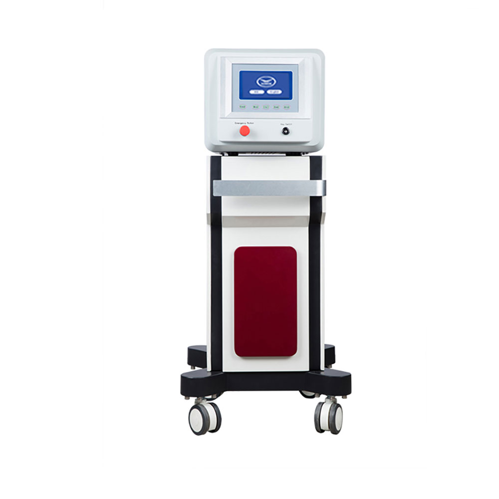 V16 Portable Q-Switched Nd Yag Laser Pigment Lesions & Tattoo Removal Machine