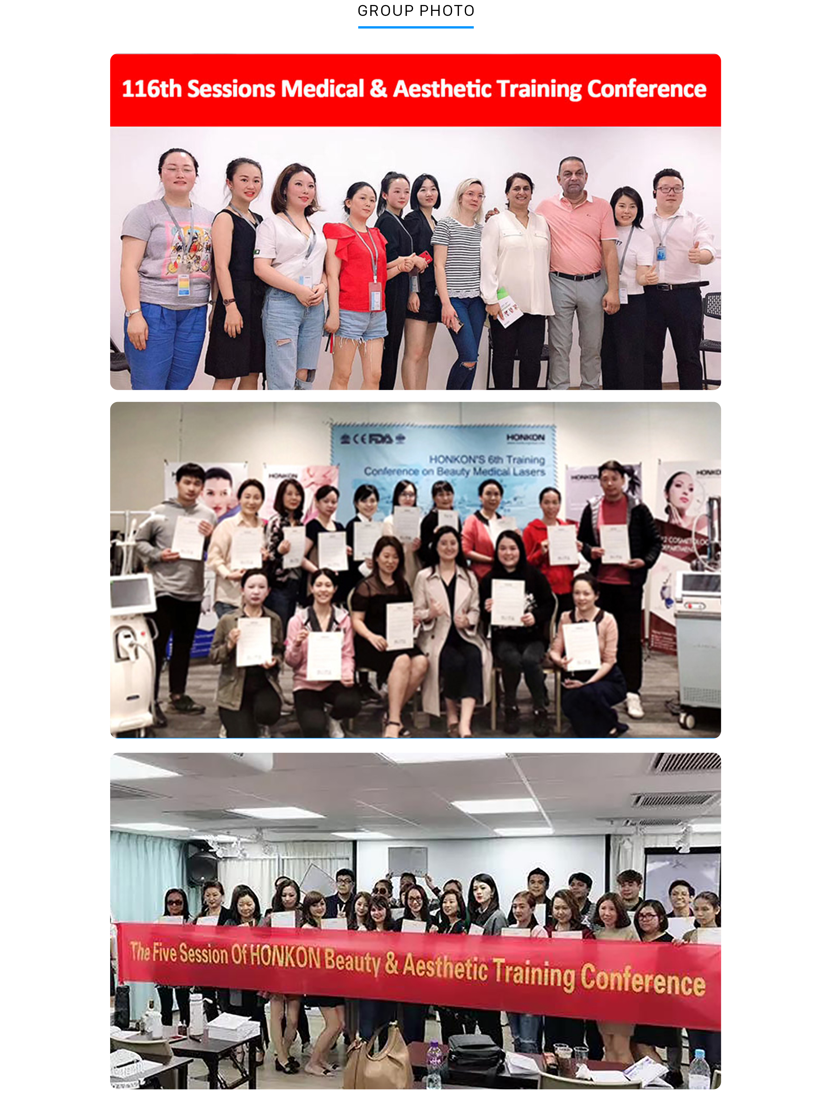 The 146th Session HONKON Medical & Aesthetic Training Conference
